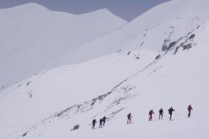 Preteky Horskej služby, Žiarska dolina, 2008