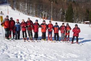 Preteky seniorov, Snowland 2015