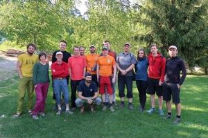 Letný výcvikový tábor (Moravské piesky)