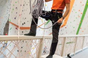 Otváranie lezeckého centra LaSkala