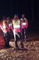 Nočná záchranná akcia na Svrčinníku v Kremnických vrchoch