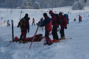 V službe, Snowland 2007