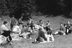 Letný výcvikový tábor v Dedošovej 1967