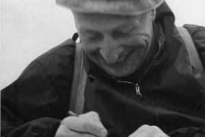 Vojto Kocián, jeden z prvých a nezabudnuteľný člen okrsku (*1917 +2003)