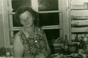 Augustína Makošová 1975