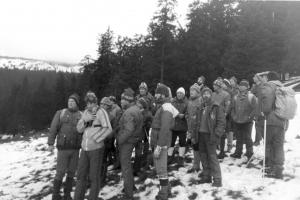Zimný výcvikový tábor, Martinské hole 1990